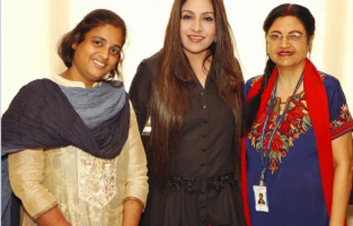 Sujatha Narayanswami Varija Bajaj and Raju Bhatia